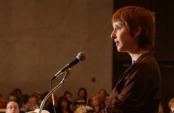 Elizabeth Moore, speaking engagement